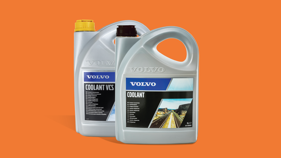 Genuine Volvo Coolants For Your Volvo Engines