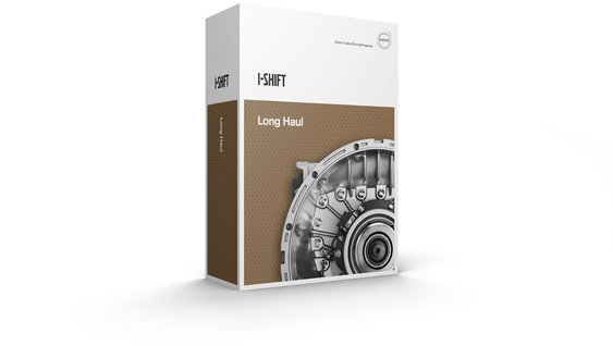 I-Shift long haul program