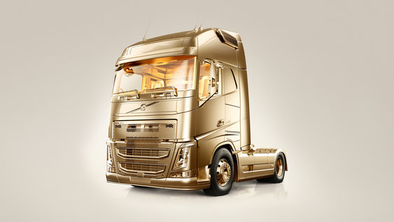 Find out more about our Gold Contract for Volvo FH trucks