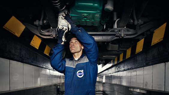 Genuine Volvo Parts maintain truck longevity and help you work more effectively