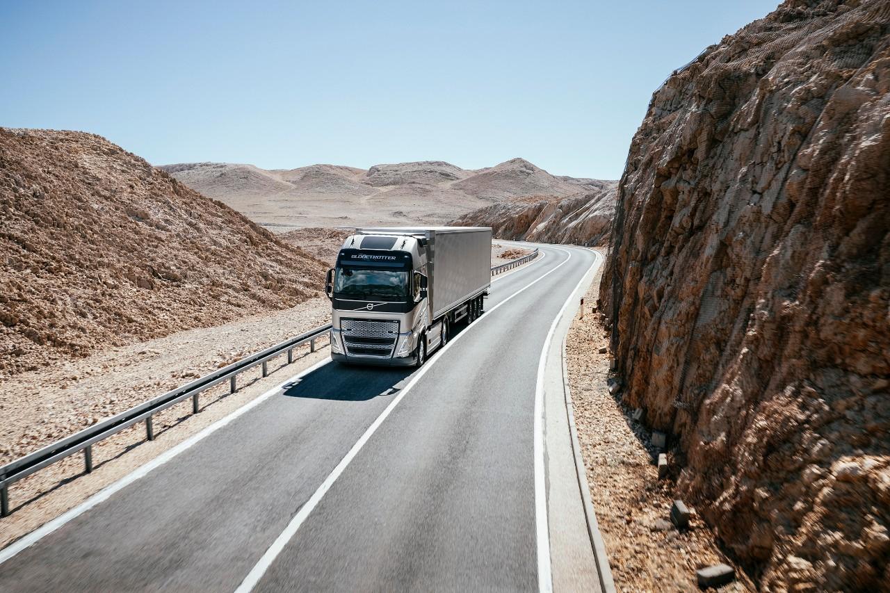 I-Shift software upgrade for heavy hauling