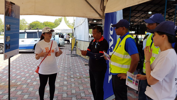 'Love Your Life' - A safety event with the Lee Ting San Group